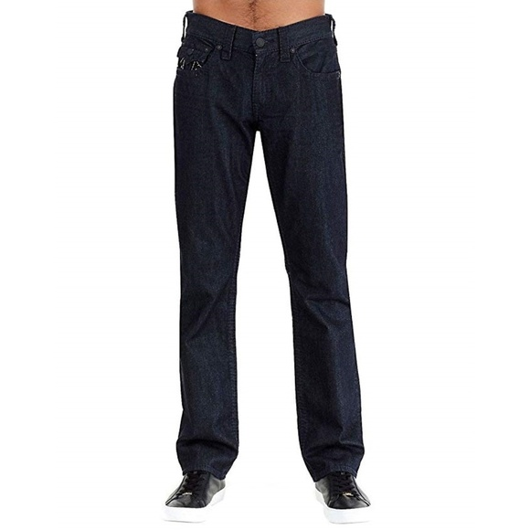 True Religion Other - True Religion | Mens Straight Flap Jeans 32x32